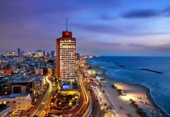 Tel Aviv City Israel